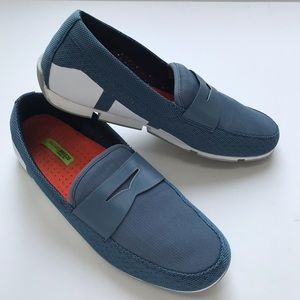 SWIMS Breeze Penny Breathable Washable Loafers 10